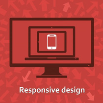 Responsive email and landing pages!